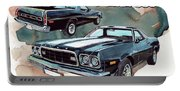 Ford Ranchero 500 Portable Battery Charger