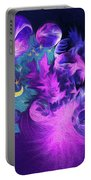 Fractal Dreams Portable Battery Charger