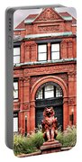 Freemason's Hall Historic Savannah Portable Battery Charger