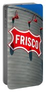 Frisco Museum  Portable Battery Charger