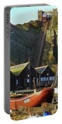 Funicular Railway East Cliff Hastings Portable Battery Charger