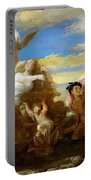 Galatea And Polyphemus  Portable Battery Charger