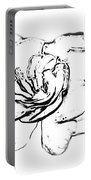 Gardenia Paint My Sketch Portable Battery Charger
