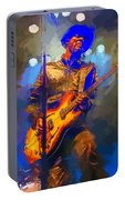 Gary Clark Jr Portable Battery Charger
