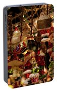 German Christmas Ornaments Portable Battery Charger