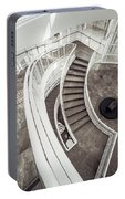 Getty Stairs Portable Battery Charger