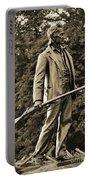 Gettysburg Battlefield - John Burns Portable Battery Charger