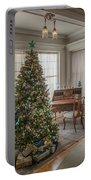 Glensheen Marjorie's Bedroom Portable Battery Charger by Susan Rissi Tregoning