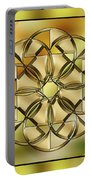 Gold Design 24 Portable Battery Charger