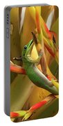 Gold Dust Gecko  Portable Battery Charger