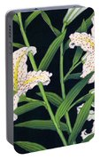 Golden-banded Lily - Digital Remastered Edition Portable Battery Charger