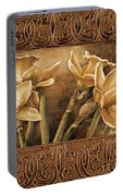 Golden Daffodils I    Portable Battery Charger