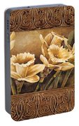 Golden Daffodils II    Portable Battery Charger