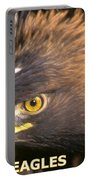 Golden Eagles Mascot 10 Portable Battery Charger
