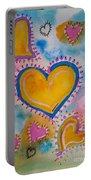 Golden Heart Portable Battery Charger