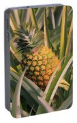 Golden Pineapple Portable Battery Charger