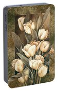 Golden Tulips    Portable Battery Charger