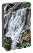 Golden Waterfall Portable Battery Charger