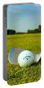 Golf Day Portable Battery Charger