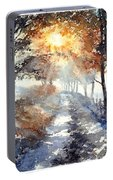 Good Morning Sun Portable Battery Charger
