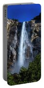 Gorgeous Bridalveil Fall Portable Battery Charger