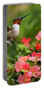 Graceful Garden Jewel Portable Battery Charger