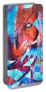 Graffiti Mural Design Portable Battery Charger