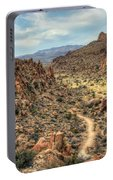 Grapevine Mountain Trail Portable Battery Charger