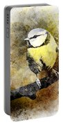 Great Tit Portable Battery Charger