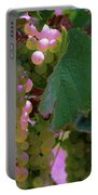 Green Grapes On The Vine 12 Portable Battery Charger