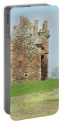 Greenknowe Tower Ruin Portable Battery Charger