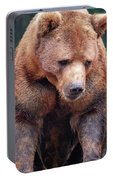 Grin And Bear It Portable Battery Charger