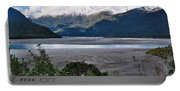 Haast Valley - New Zealand Portable Battery Charger