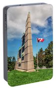 Halifax Explosion Memorial Bell Tower Portable Battery Charger