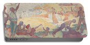 Harmonious Times By Signac Portable Battery Charger