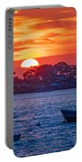 Harpswell Sunset Portable Battery Charger