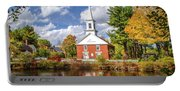 Harrisville, New Hampshire Church Portable Battery Charger