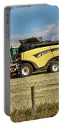 Harvest Time Portable Battery Charger by Ann E Robson