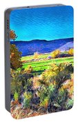 Harvest Time Portable Battery Charger