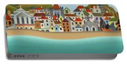 Hastings From The Sea Portable Battery Charger