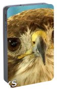 Hawks Mascot 4 Portable Battery Charger