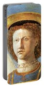 Head Of St. Michael Portable Battery Charger