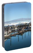 Homer Alaska Fishing Port Portable Battery Charger