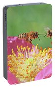 Honeybees Portable Battery Charger