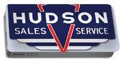 Hudson Motor Co. Portable Battery Charger