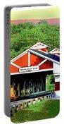 Huseston Woods Bridge Portable Battery Charger