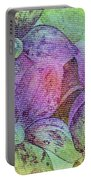 I Am... Positive Affirmations Portable Battery Charger by Shadia Derbyshire