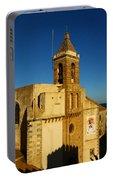 Iglesia De La O, Rota, Spain Portable Battery Charger