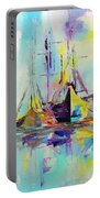 Illusive Boats Portable Battery Charger