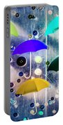 Imagination Raining Wild Portable Battery Charger